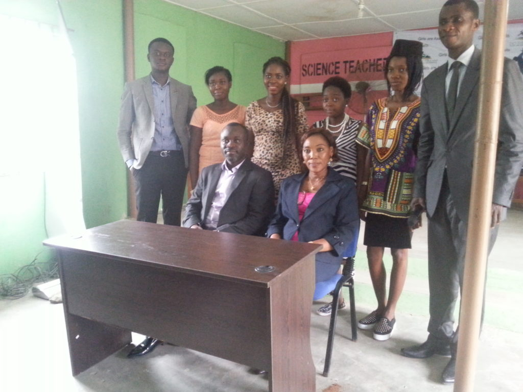 Donation of Tables and Chairs to Education District 5