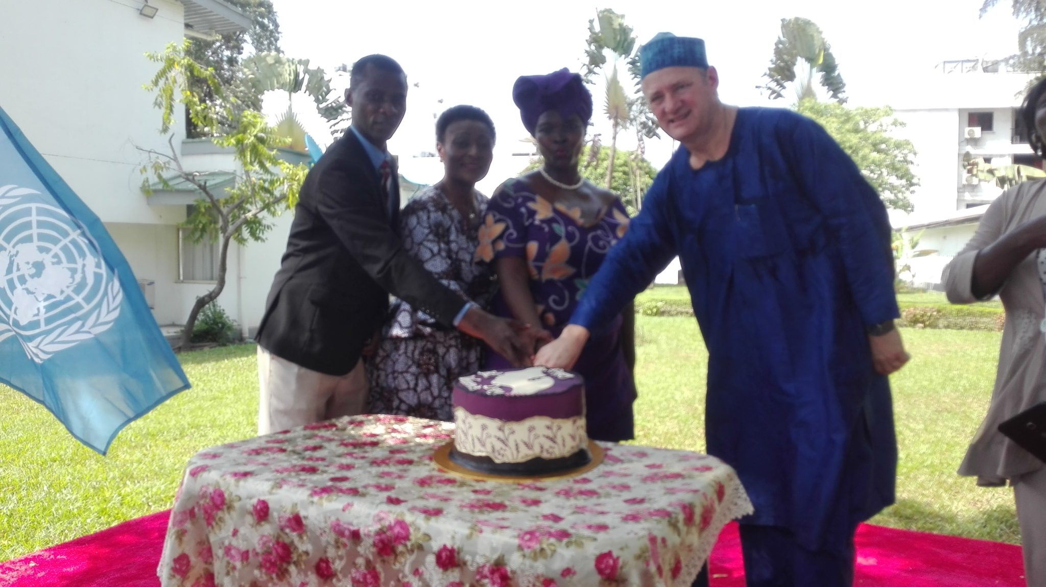 Adebusuyi Olumadewa dothedreamydi.org ,cameroun consul,