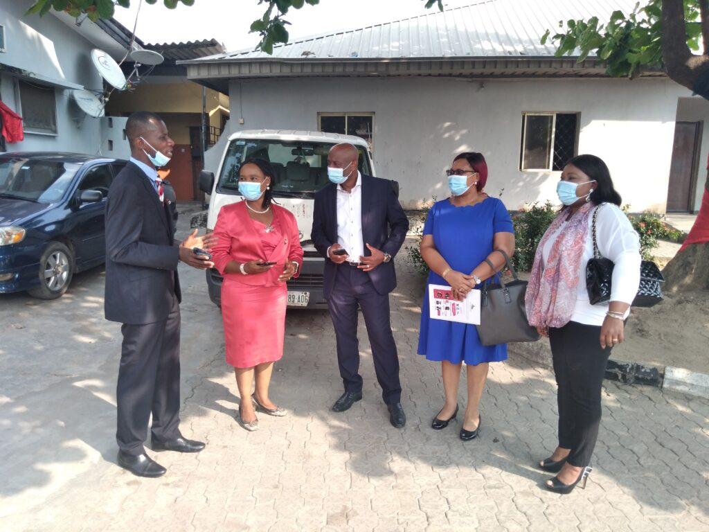 Yemi Adenuga Visit to DoTheDreamYDI