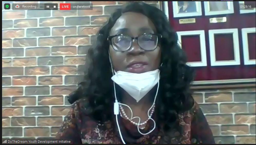 Mrs Oludara Okelola -TGPS Education District VI